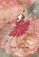 バレエ ノート A5サイズ / かわぐちいつこ カワグチイツコ itscorbeille ballet イツコルベイユ / kina3011 ドンキホーテ・ブーケ