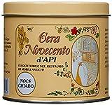 Cera Novecento Y920 Cera d'Api, Noce Chiaro, 500 ml...