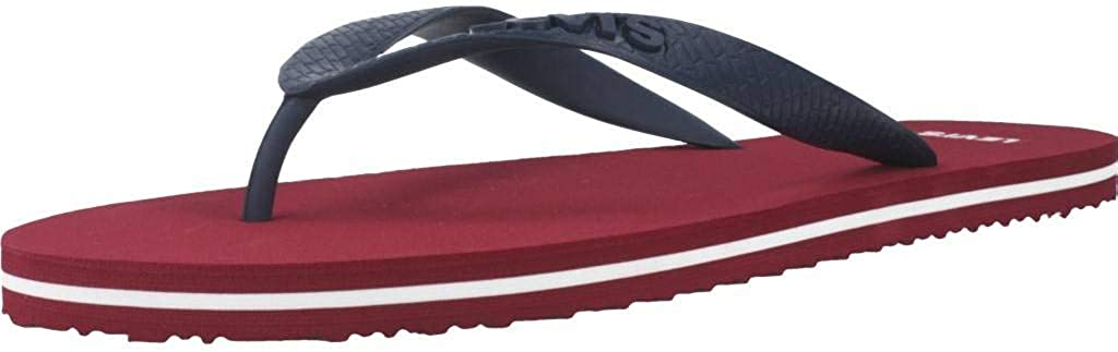 国産品 Levi's 日時指定 Men's flip-flops
