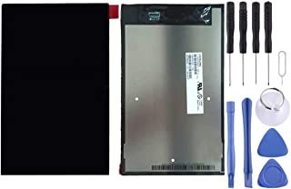 Screen Replacement LCD Screen and Digitizer Full Assembly for Lenovo A8-50 / A5500(Black) (Color : Black) (Color : Black)