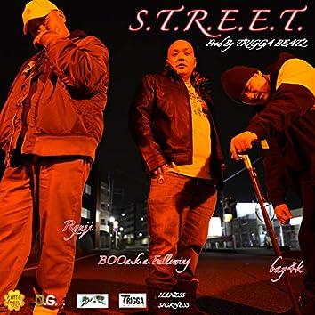 S.T.R.E.E.T. (feat. bay4k & Ryuji)