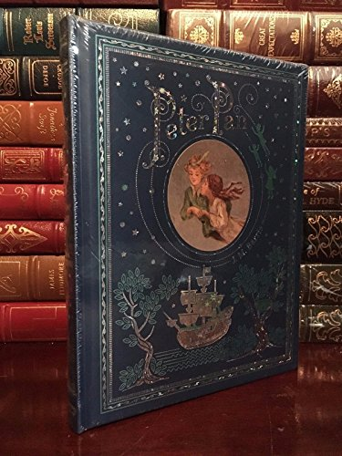 Peter Pan by J. M. Barrie Leather Bound Illustrated Collectible