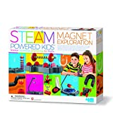 4M 405535 STEAM Powered Kids-Magnet Exploration, Mixed , color/modelo surtido