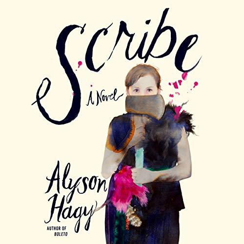 Scribe audiobook cover art