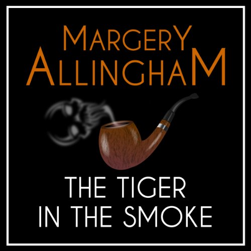 The Tiger in the Smoke  cover art