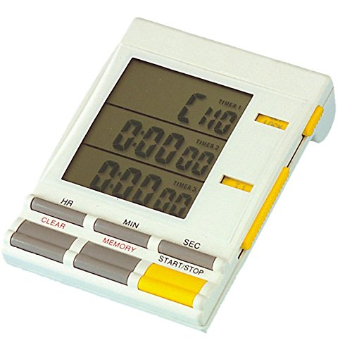 Neolab 2 1992 Triple temporizador, Reloj, Plástico