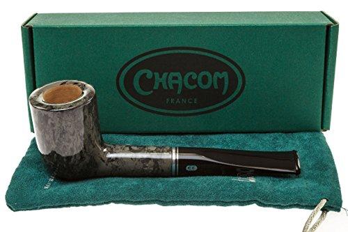 Chacom Atlas Grey PA90 Tobacco Pipe