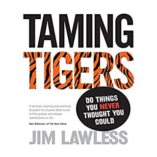 Taming Tigers cover art