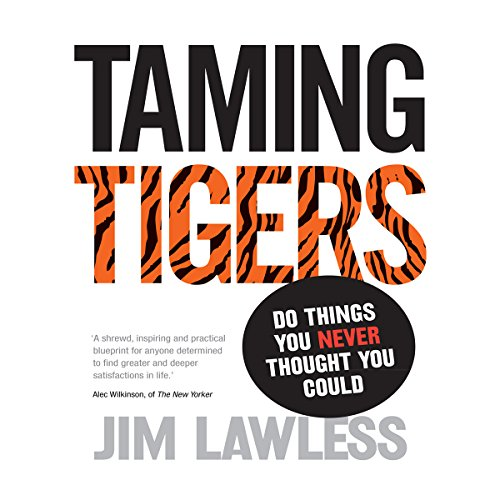 Taming Tigers audiobook cover art