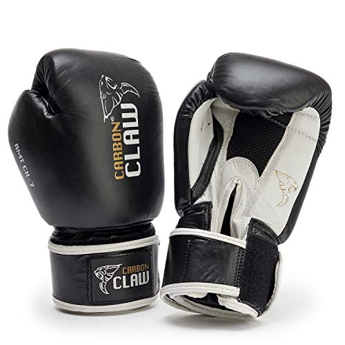 Carbon Claw Boxing Glove Boxhandschuh, Schwarz, 227 g