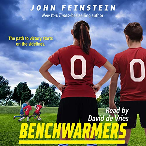 Benchwarmers Audiobook By John Feinstein cover art