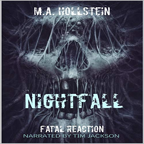 Nightfall  By  cover art
