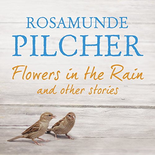 Flowers in the Rain audiobook cover art