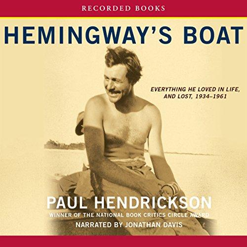 Hemingway's Boat cover art