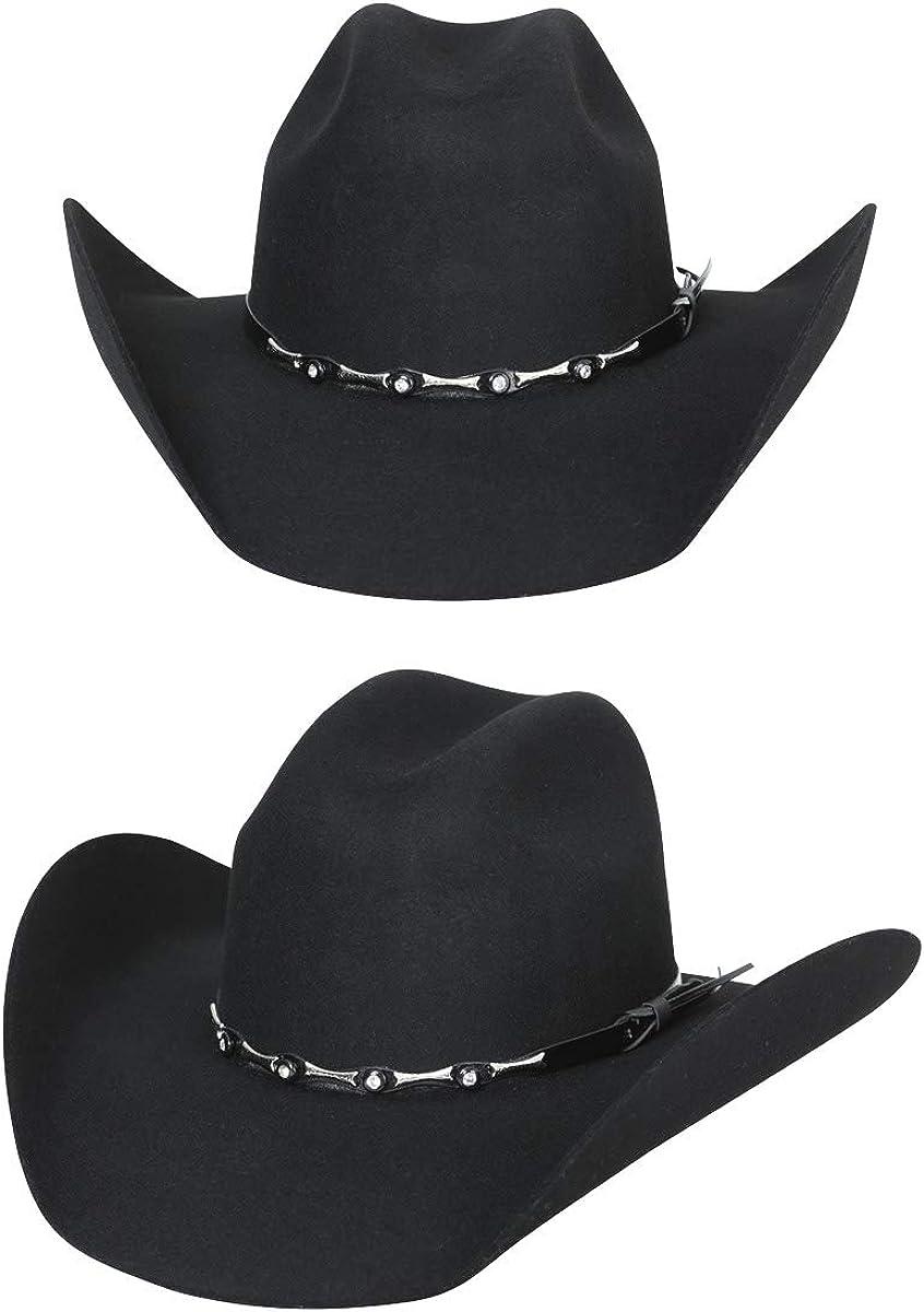 El General Men's Direct sale of manufacturer Women's Super Special SALE held Western Style Cowboy Rabbit Felt 50X
