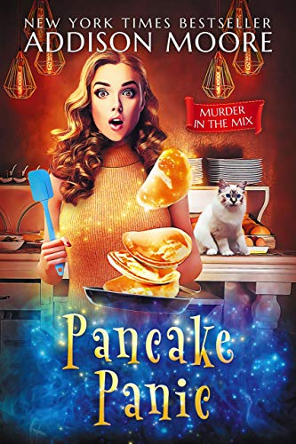 Pancake Panic: Cozy Mystery (MURDER IN THE MIX Book 17)