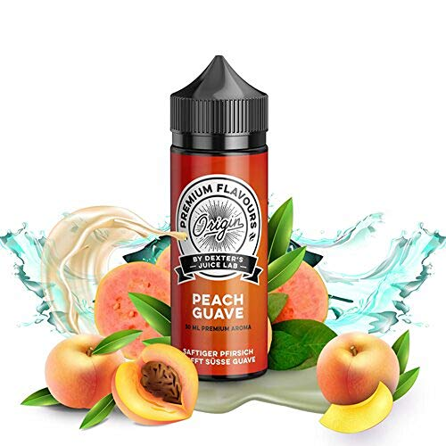 Peach Guave Origin 30ml Longfill Aroma by Dexter's Juice Lab