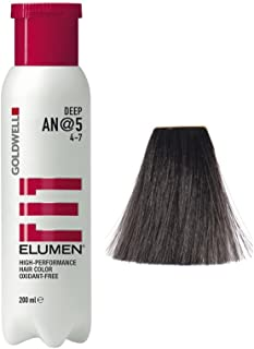 Goldwell Elumen High-performance Hair Color, Anat5 Deep, 6.8 Ounce
