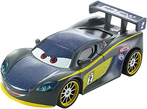 Cars 2 Disney Carbon Lewis Hamilton