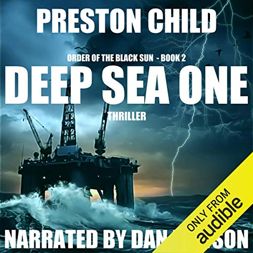 Deep Sea One audiobook cover art