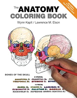 The Anatomy Coloring Book by Pearson