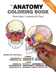 This Coloring Book By Wynn Kapit Has Long Been Used To Guide Medical Students Through Their Studies Unbelievably The Anatomy