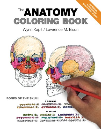 Science & Anatomy Coloring Books for Grown-Ups