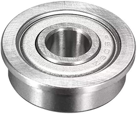 Bearing Tool Accessories Manufacturer direct delivery 10pcs Sizing Flange F606ZZ Bal 19x1.2mm Sale