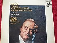 Bartok: Violin Concerto No. 1 & Viola Concerto
