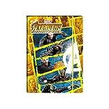 Carpeta con elástico Avengers Infinity War - Formato 34 x 25 cm - Para escuela primaria