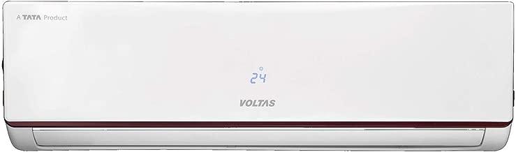 Voltas 1.5 Ton 3 Star Split AC (185JY/183JZJ1, White)
