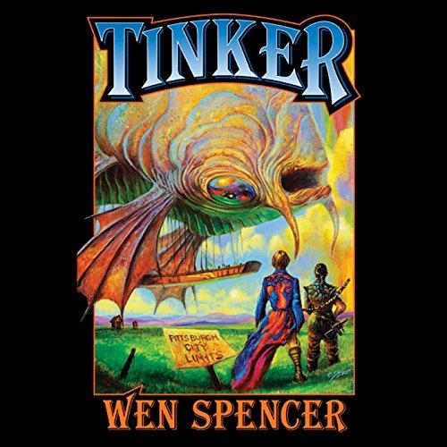 Tinker audiobook cover art