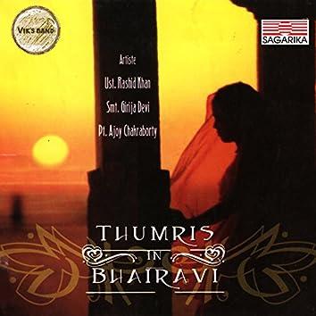 Thumris in Bhairavi