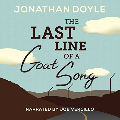 The Last Line of a Goat Song audiobook cover art