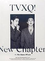 東方神起 8集 New Chapter #1 THE CHANCE OF LOVE(C Ver.)(韓国盤)+ Folded 初回ポスター付き [並行輸入品]