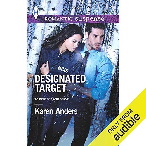 Designated Target audiobook cover art