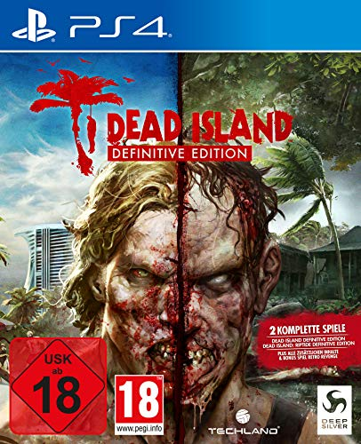 Dead Island Definitive Edition Collection (PS4)