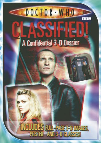 Doctor Who Files Classified!: A Confidential 3-D Dossier
