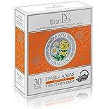Té de hierbas tibetanas, tianDe 123923, 30x1,5g, resistencia y tono