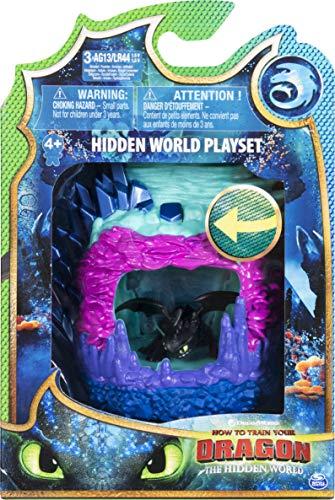 Dragons, il Mondo Nascosto, Grotta Del Drago con Sdentato, dai 4 Anni in su