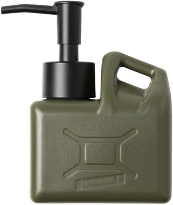 xuejuanshop Soap Dispenser Large Capacity (1000ml) Bottling Set