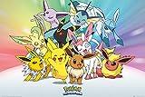 GB Eye LTD, Pokemon, Eve, Maxi Poster, 61 x 91.5 cm