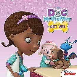 Doc McStuffins: Pet Vet (Disney Storybook (eBook)) by [Disney Book Group, Disney Storybook Art Team]