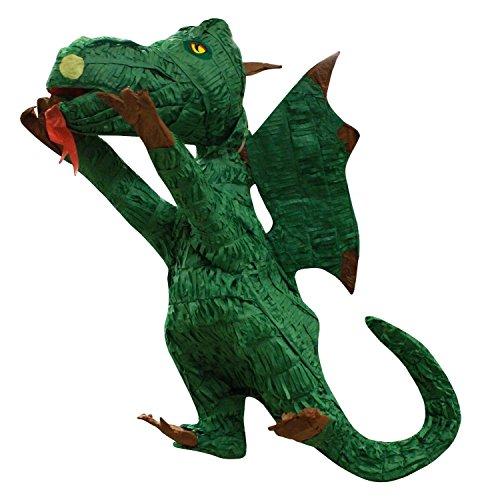 YA OTTA PINATA Green Dragon Pinata