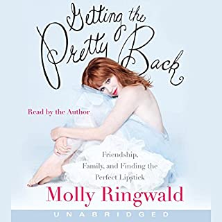 Getting the Pretty Back audiobook cover art