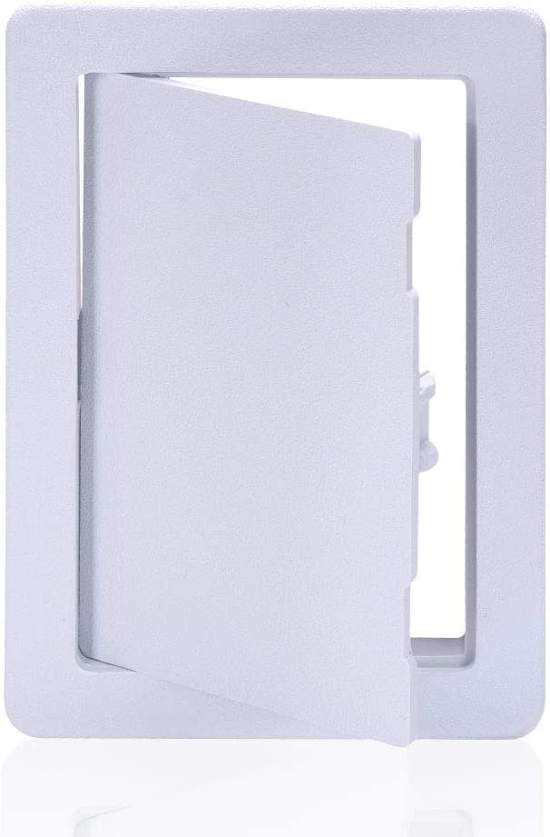 Suteck Plastic Access Panel for Special sale item Drywall store Ceiling Inch Reinf 4 6 x