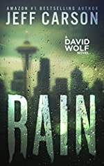 Rain (David Wolf Mystery Thriller Series Book 11)