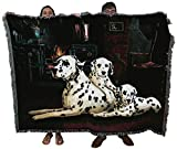 dalmation dog breed blanket