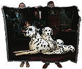 dalmation dog breed blanket