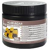 Sosa - Agar en polvo - 200 g